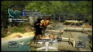 Just Cause 2 - vídeo análise UOL Jogos