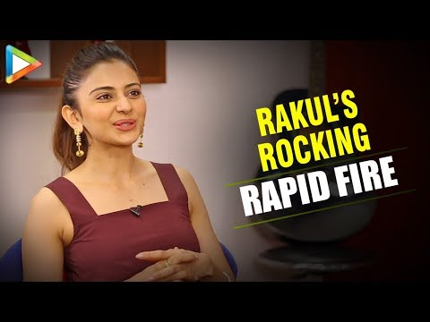 "Rakul Preet Singh: ""If He was Single, I'd Marry Ranveer Singh, I'm His Huge FAN""