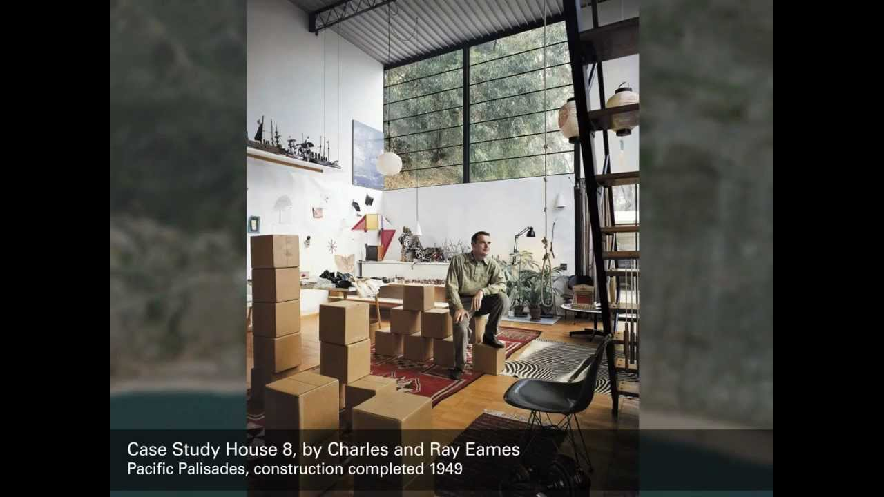 Case Study House Program Realized Designs Part 2 Modern Architecture in Los Angeles  YouTube