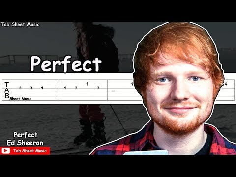 Ed Sheeran - Perfect Guitar Tutorial