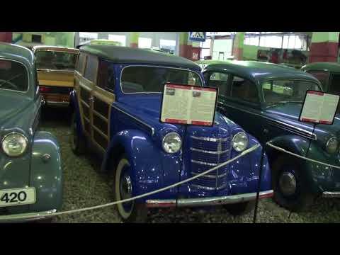 Москва. Музей ретро автомобилей