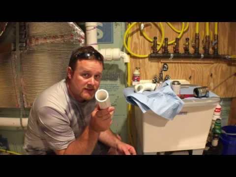 Installing a utility / mop sink with a sewage pump E30