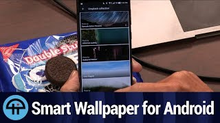 Smart Wallpaper for Android