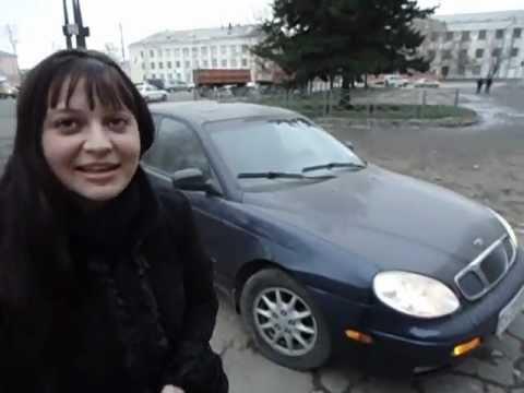 Daewoo Leganza 2002 г.в. видео тест-драйв на Bizovo.ru