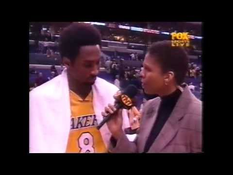 Kobe Bryant - Raptors at Lakers - 2000-01