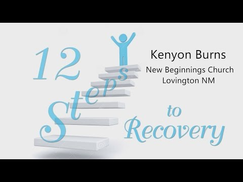 The Biblical Principles in the 12 Steps of Recovery - Kenyon Burns