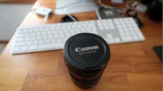 Canon EF 14mm f/2.8L II Review with Sample Images/Video