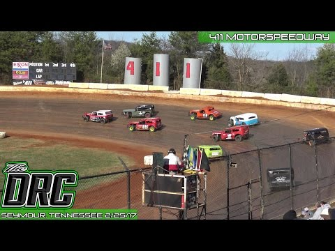 411 Motor Speedway | 2.25.17 | Frostbuster | Classics | Feature