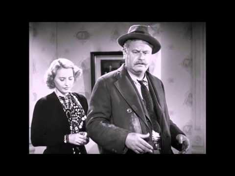 Stella Dallas (1937) Alan Hale   drunk scene