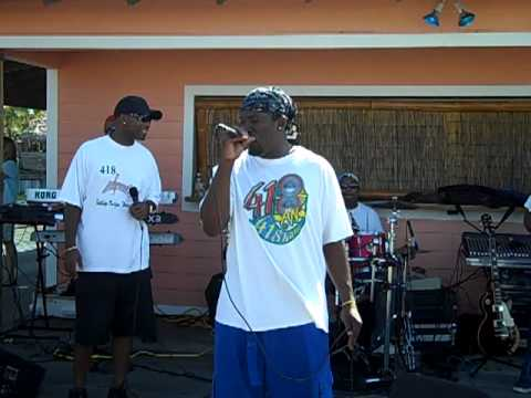 418 Band Live At The Conch House Marina Youtube