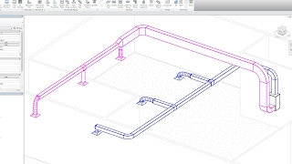Beginner Tutorial (Revit 2017) - Creating an HVAC System