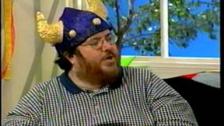 Bruce Blitz Interviews Hagar the Horrible Cartoonist Chris Browne