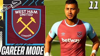 NEW SEASON BEGINS!! £90,000,000 TO SPEND!!💰 - FIFA 21 West Ham Career Mode EP11