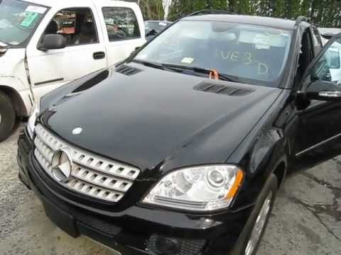 2008 mercedes benz ml350 used auto parts ma079 avi for Auto parts for mercedes benz
