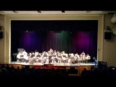 Novena, By James Swearingen Performed by William R Boone High School Concert band