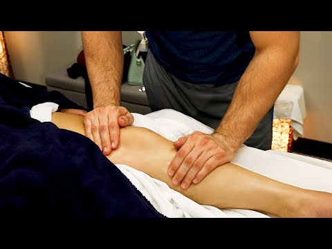 Important of Adductor Massage for Knee/Groin Pain