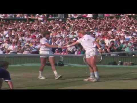 Boris Becker becomes Wimbledon's youngest men's singles champion in 1985