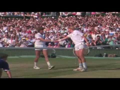 Boris Becker Becomes Wimbledon's Youngest Men's Singles Champion In 1985