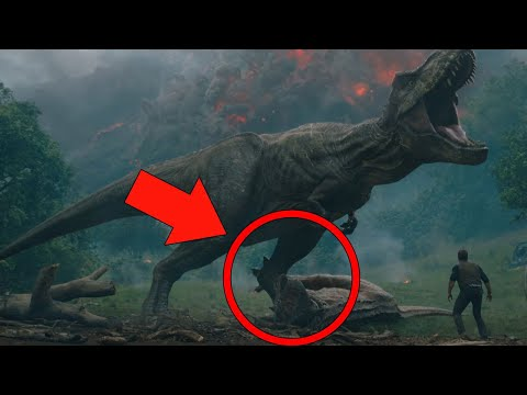 Download Youtube: Everything You May Have Missed in the Jurassic World: Fallen Kingdom Trailer