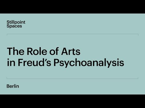 Freud and the Arts | Lecture 1