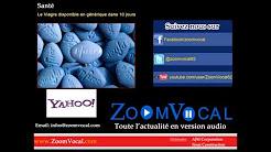 Santé - Le Viagra disponible en générique dans 10 jours - ZoomVocal.com
