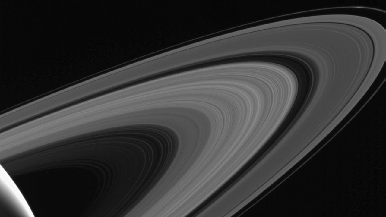 News update cassini hints at young age for saturn s rings 30 08 17