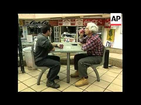 GOLAN HEIGHTS: ISRAELI/SYRIAN PEACE TALKS IN US: REACTIONS