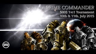 FAF Prime Commander - Grand Final - Blackheart Vs Adjux