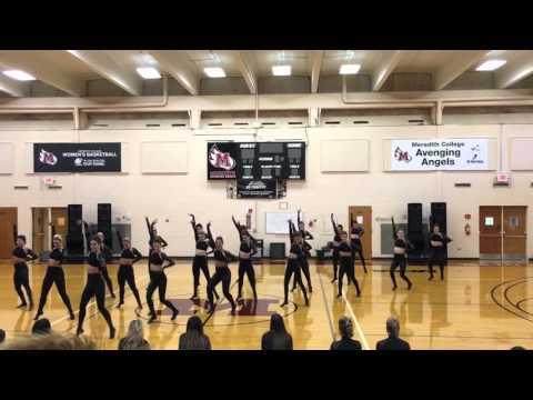 Nc State Dance Team, 2016 Dress Rehearsal