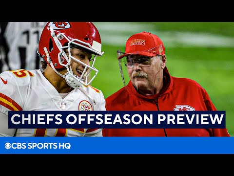 Chiefs Free Agency Recap & 2021 NFL Draft Needs | CBS Sports HQ