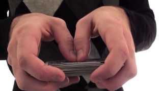 Sleight of Hand 101   In The Hands Riffle Shuffle [Flourish] (Beginner)