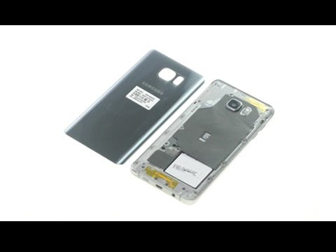 reputable site 4d3fe b8fb3 How to replace cracked galaxy note 5 back cover