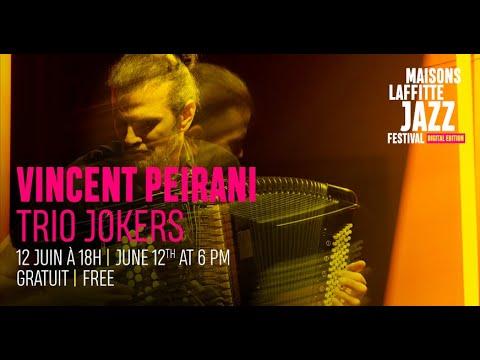 Vincent Peirani Jokers - Live à Maisons-Laffitte Jazz Festival