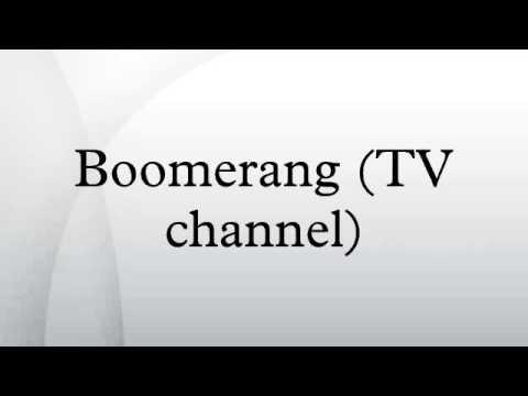 Boomerang (TV channel)