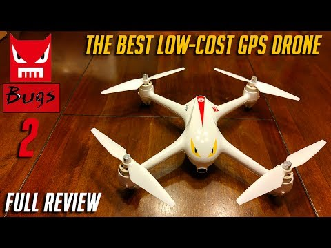 MJX Bugs 2 GPS Drone Review, The BEST low-cost brushless GPS drone to date!!!