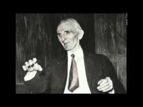 Alles ist das Licht Interview mit Nikola Tesla aus dem Jahre 1899 Deutsch