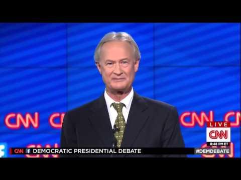 CNN | October 13, 2015 | First Democratic Debate