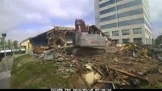Baixar Penhall Company Demolition of Ocean Plaza Single Story Building