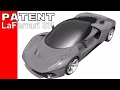 New Ferrari Patent Could Be One Off LaFerrari SP