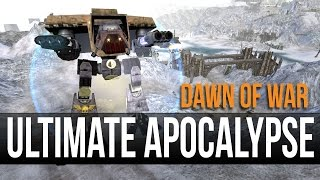 Dawn of War Ultimate Apocalypse - Imperial Guard