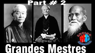 Tribute to Great Masters of Martial Arts Part # 2/2