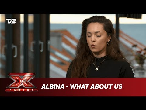 Albina synger 'What About Us' - Pink (Bootcamp) | X Factor 2019 | TV 2 thumbnail