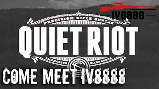 IV8888 MEET & GREET: SilencerCo Quiet Riot Georgia