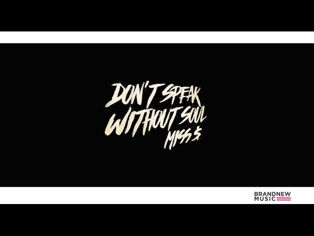 Miss $ (미스에스) - Don't Speak Without Soul (영혼없이 말하지마) [Official MV]