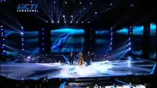 TANTRI, NOWELA & YUKA - JANGAN ADA ANGKARA (Nicky Astria)