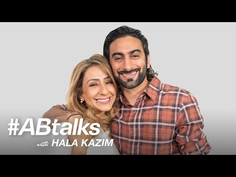 #ABtalks with Hala Kazim - مع هالة كاظم | Chapter 10 - Anas Bukhash أنس بوخش
