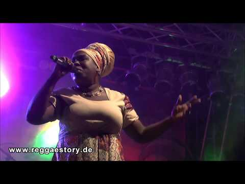 Queen Omega - 1/3 - In The Business + Blessed - 03.08.2018 - Reggae Jam