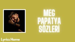 MEG - Papatya (Sözleri/Lyrics)
