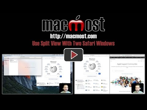 Use Split View With Two Safari Windows (#1301)