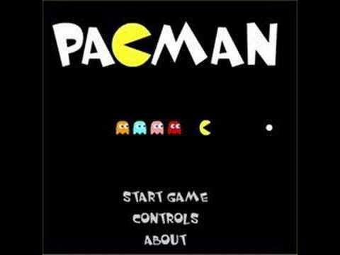 PACMAN techno mix